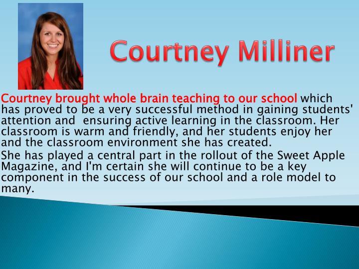Courtney Milliner