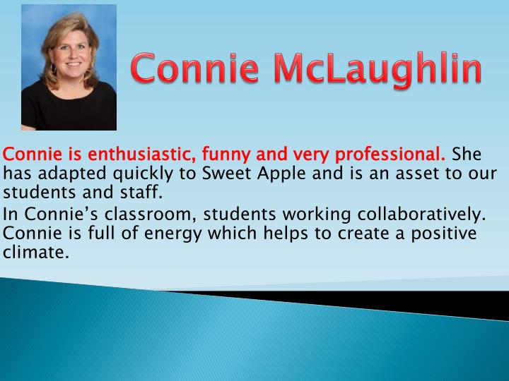 Connie McLaughlin