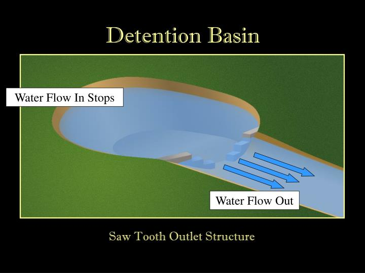 Detention Basin