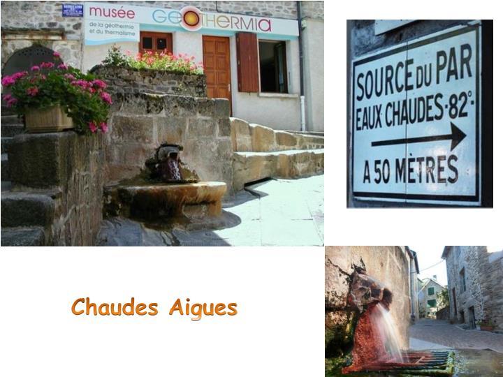 Chaudes Aigues