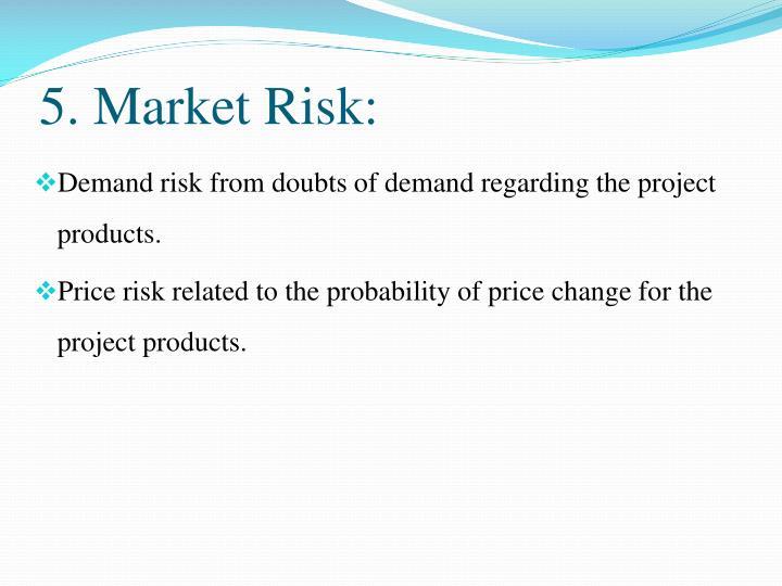 5. Market Risk: