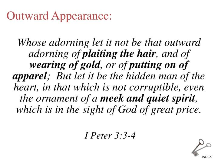 Whose adorning let it not be that outward adorning of