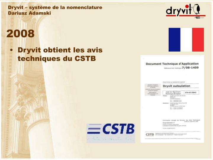 Dryvit –