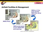 airfield facilities management