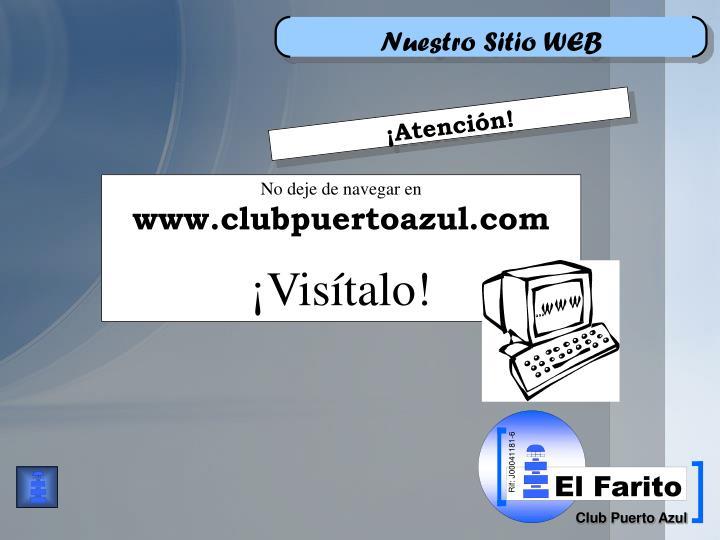 Nuestro Sitio WEB