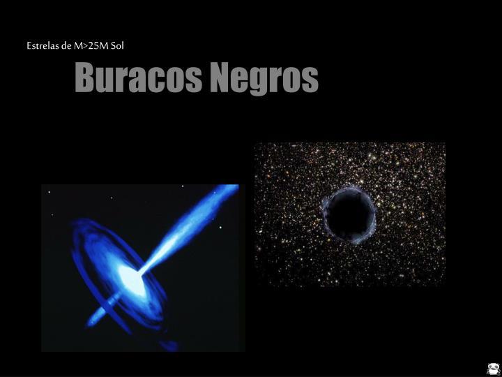 Estrelas de M>25M Sol