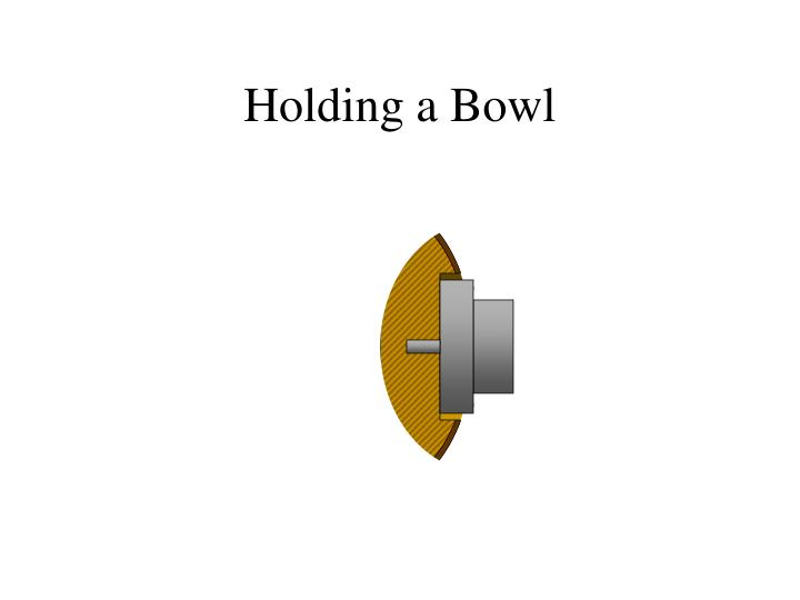 Holding a bowl1