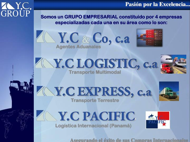 Somos un GRUPO EMPRESARIAL constituido por 4 empresas especializadas cada una en su área como lo son: