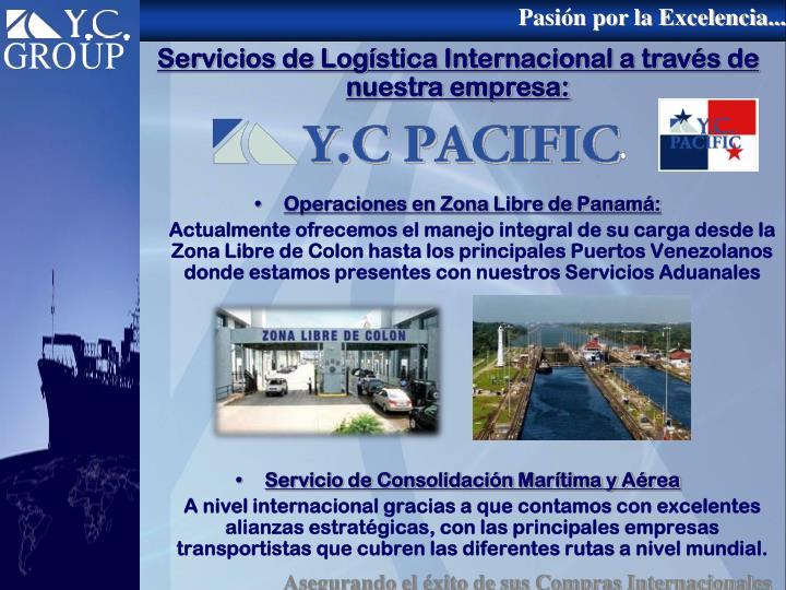 Operaciones en Zona Libre de Panamá: