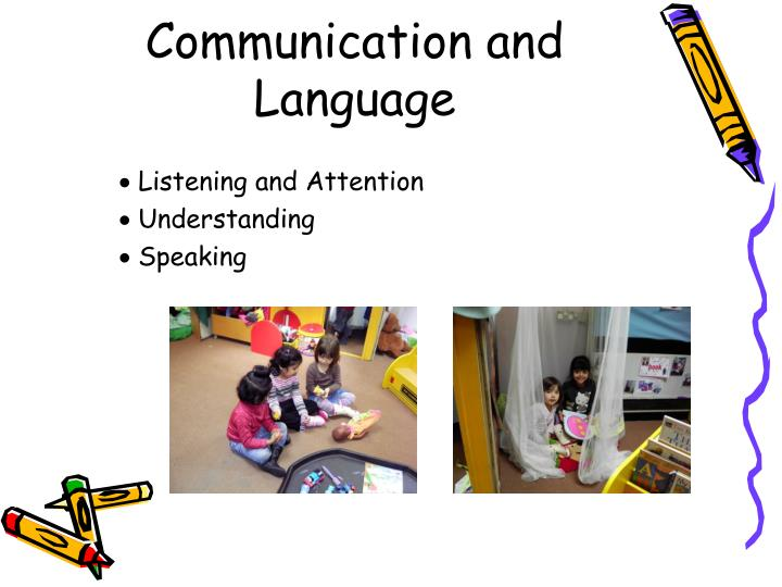 Communication and Language