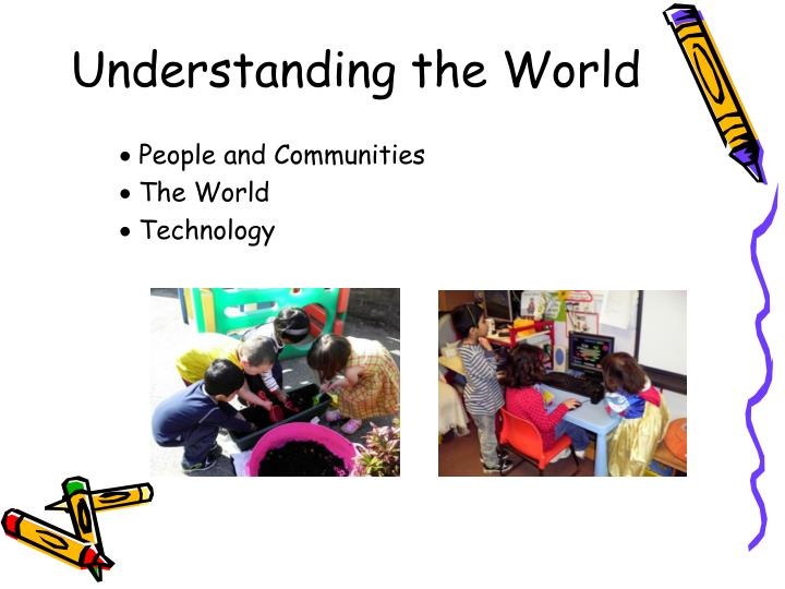 Understanding the World