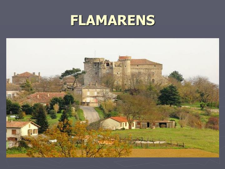 FLAMARENS