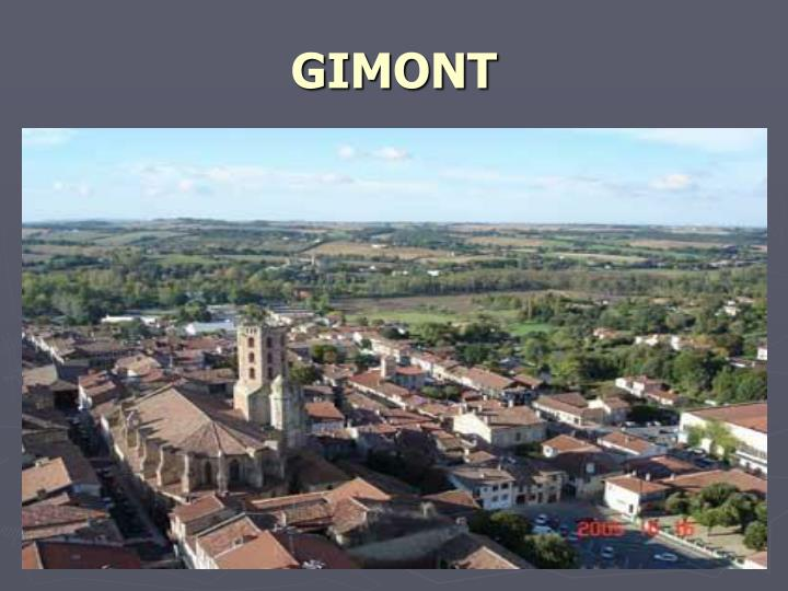 GIMONT