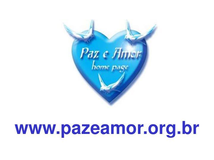 www.pazeamor.org.br