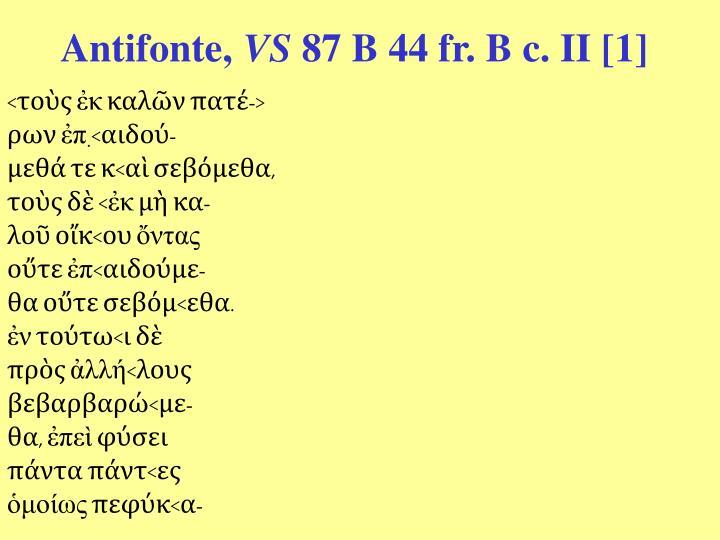 Antifonte,