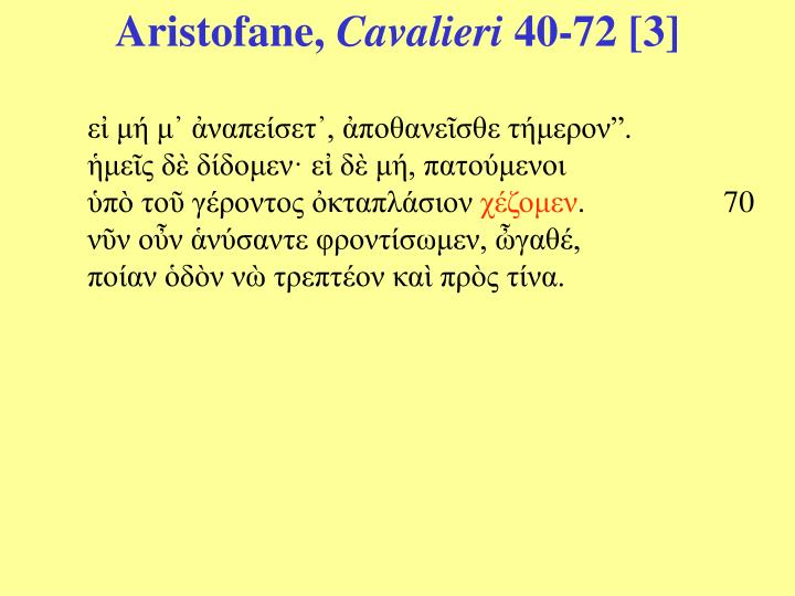 Aristofane,
