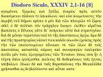 diodoro siculo xxxiv 2 1 16 8