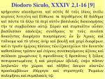 diodoro siculo xxxiv 2 1 16 9