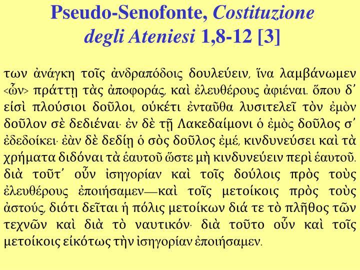 Pseudo-Senofonte,