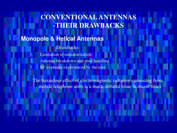Monopole & Helical Antennas