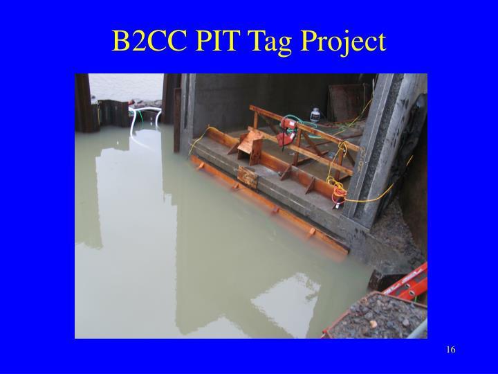 B2CC PIT Tag Project
