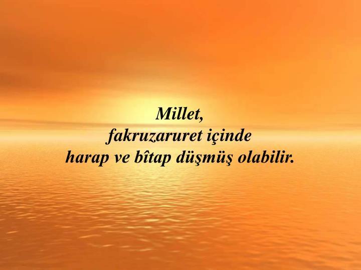 Millet,