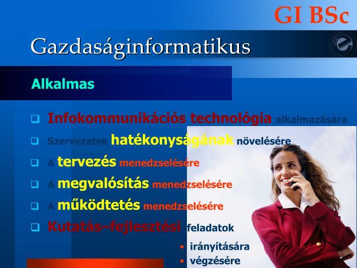 GI BSc