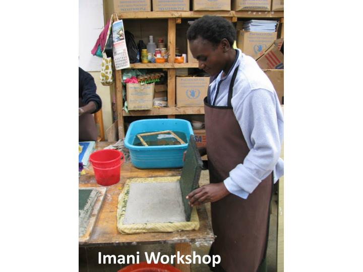 Imani Workshop