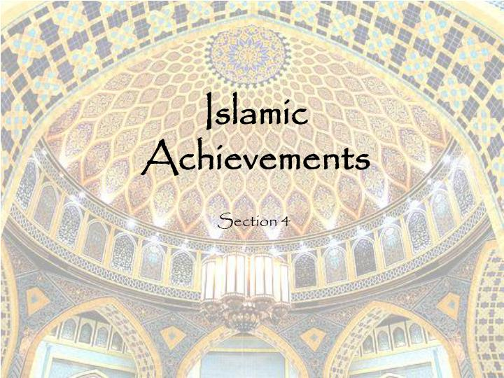 spread of islam dbq essay Searching for dbq: spread of islamic civilization essays find free dbq: spread of islamic civilization essays, term papers, research papers, book reports, essay topics.