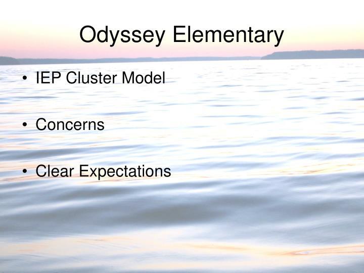Odyssey Elementary