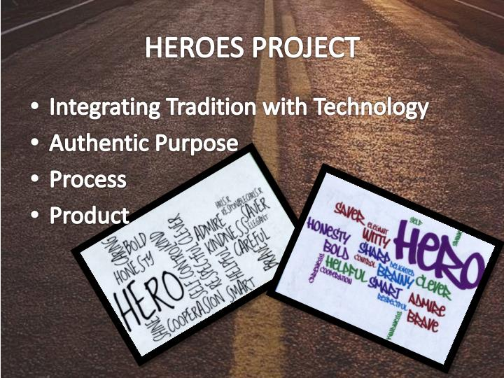 Integrating Tradition with Technology