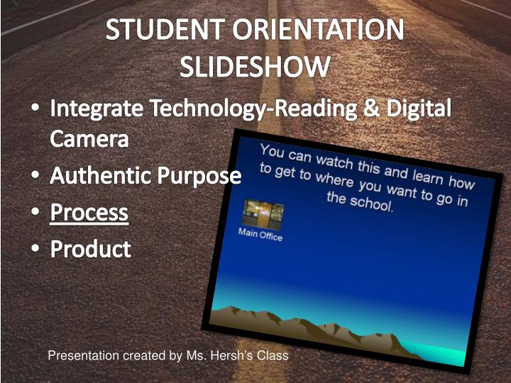 Integrate Technology-Reading & Digital Camera