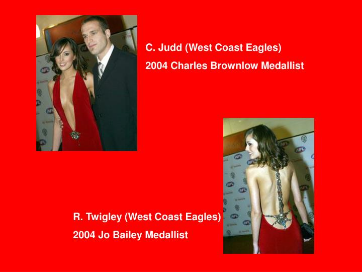 C. Judd (West Coast Eagles)
