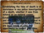 time since death2