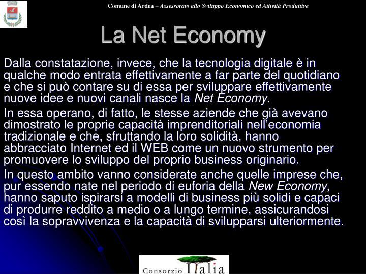 La Net Economy