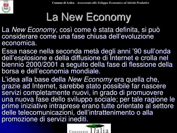 La New Economy