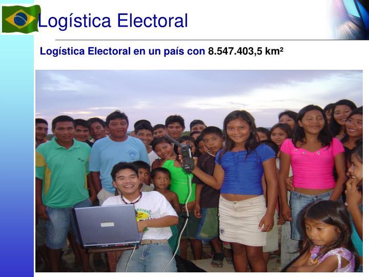 Logística Electoral
