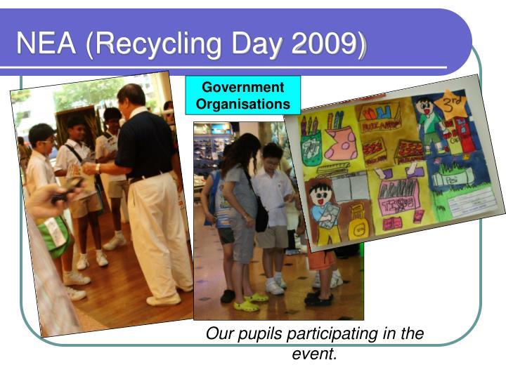 NEA (Recycling Day 2009)
