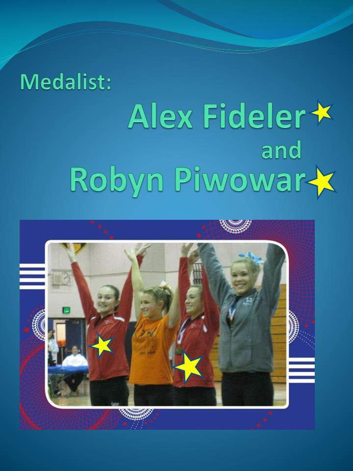 Medalist: