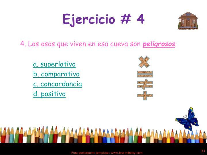 Ejercicio # 4