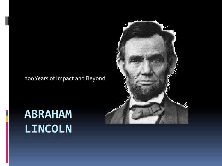200 Years of Impact and Beyond