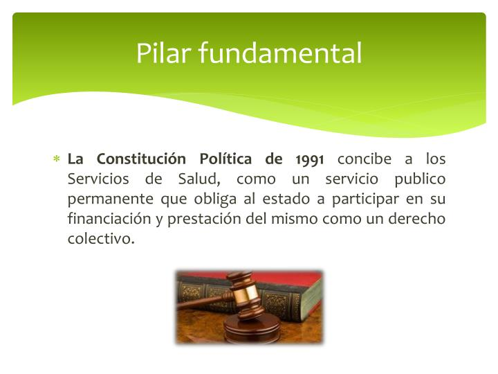 Pilar fundamental
