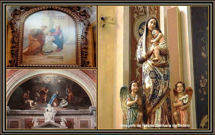 Imagem de Nossa Senhora de Belém