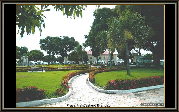 Praça Frei Caetano Brandão