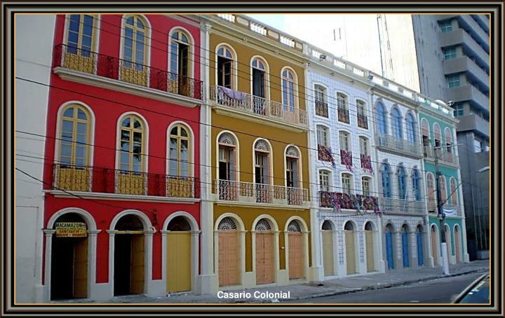 Casario Colonial