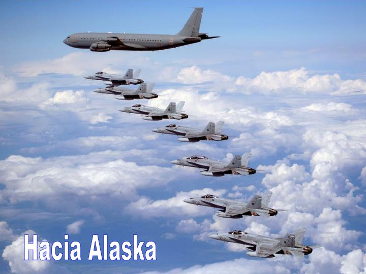 Hacia Alaska