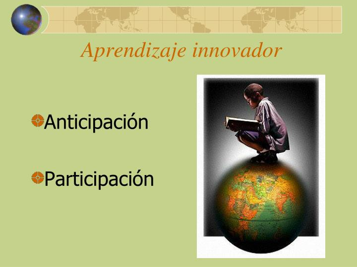 Aprendizaje innovador