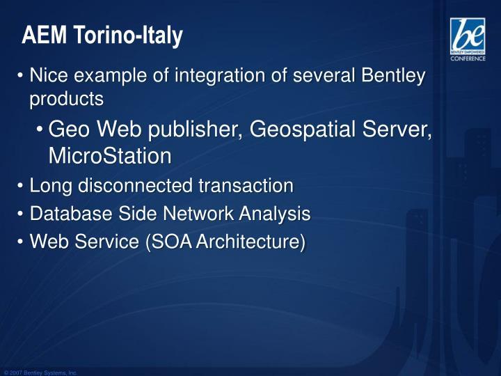 AEM Torino-Italy