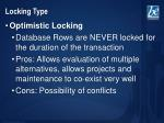 locking type1