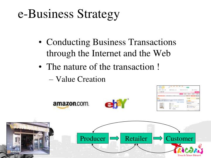 e-Business Strategy